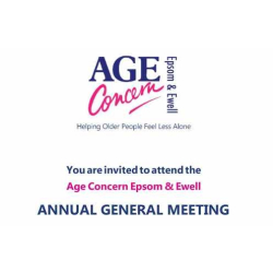 Learn about what we do @AgeCocernEpsom AGM #Epsom