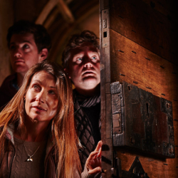 Murder Mystery at Dover Castle