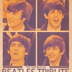 Beatles Tribute Two Beatles Play Bierkeller Birmingham 27th Febuary 2019