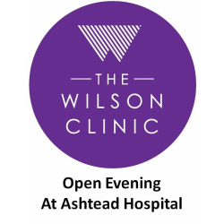 Cosmetic Surgery Open Evening with Mr. Wilson of The Wilson Clinic at @HospitalAshtead #Ashtead #cosmeticsurgery