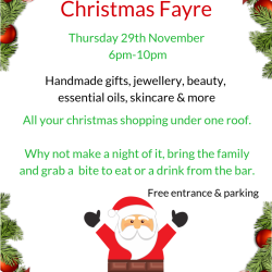 Christmas Fayre at West Warwicks