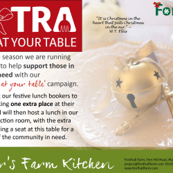 Christmas Lunches in Arthurs Farm Kitchen