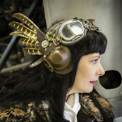 Steampunks in Space… Return to the Red Planet