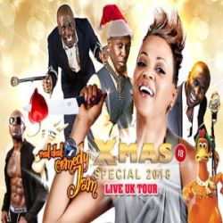 Real Deal Comedy Jam - Birmingham Christmas Special