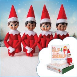 THE ELF ON THE SHELF®: A Christmas Tradition Comes To Hamleys Cardiff!
