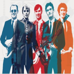 The Zoots Sounds of the 60s show at Blackwood Miners Institute 16th March