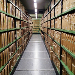 The National Archives: Behind the scenes tour