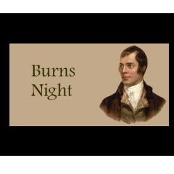 Burns Night 2019 at The Vane Arms.