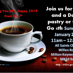 Join Us for Coffee Sunday 27 January 2019