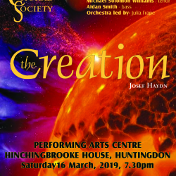 St Ives Choral Society - Haydn's Creation