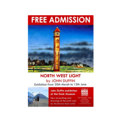 North West Light - an exciting exhibition at The Dock Museum