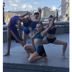 TRAIN WITH THE LONDON DANCE COMPANY