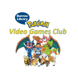 Pokemon Video Games Club at Barrow Library