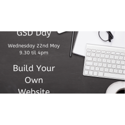 Build Your Own Website - A GSD Day