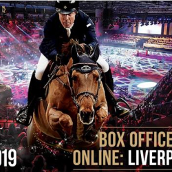 Theraplate UK Liverpool International Horse Show