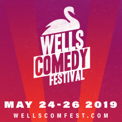 Wells Comedy Festival 2019