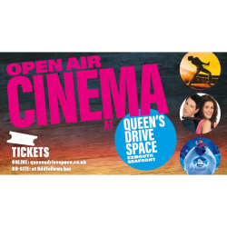 QDS Open Air Cinema - A Star is Born (certificate 15)