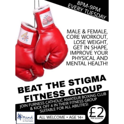Beat The Stigma Fitness Group