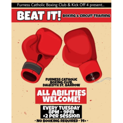 Beat It! Boxing / Circuit session