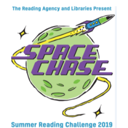 Summer Reading Challenge Blast Off!