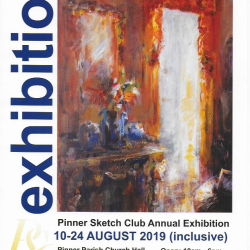 Pinner Sketch Club Annual Exhibition