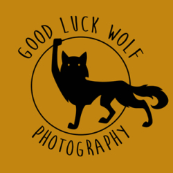 GOOD LUCK WOLF PHOTOGRAPHY