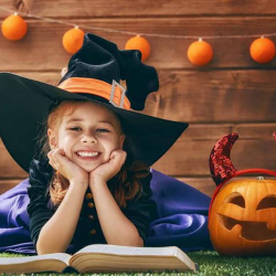 Halloween Children's Events at Burston