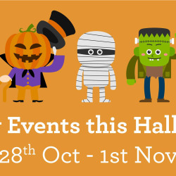 Halloween at The Square Camberley 28th Oct-2nd Nov