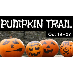 Pumpkin Trail at Ford Park