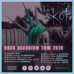 The Kut and Special Guests - Waterloo Music Bar, Blackpool