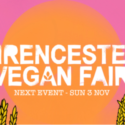 Cirencester Vegan Fair 2019