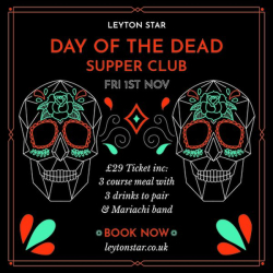 Day Of The Dead Supper club