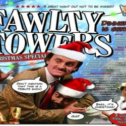 Fawlty Towers Chrismas Comedy Dinner Show Dover 30/11/2019