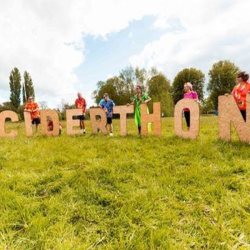 The Ciderthon, Half-marathon and 5k, Somerset 2020