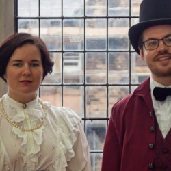 Victorian Christmas Carols with Martha Hayward & Matthew Lazenby
