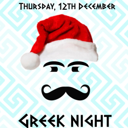Gr/eat - Greek Night