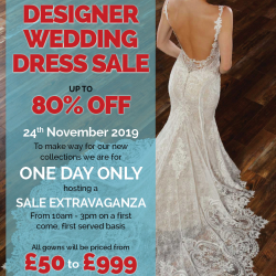 One Day Sale 24th November 10-3pm