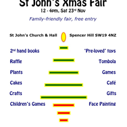 St John's Christmas Fair