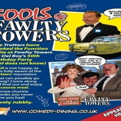 Fools @ Fawlty Towers Lincoln 21/02/2020