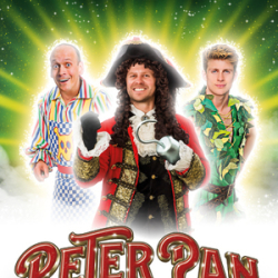 Peter Pan Pantomime at Blackpool Grand Theatre 2019