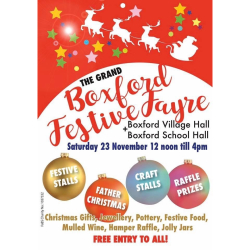 The Grand Boxford Festive Fayre