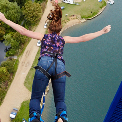 The Christie Bungee Jump