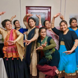 Classical Bollywood Classes with Sonia Sabri Company