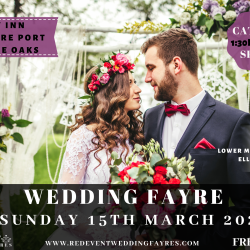 Wirral Wedding Fayre at Holiday Inn Ellesmere Port Cheshire Oaks