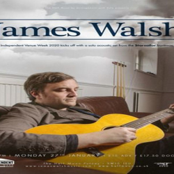 James Walsh (Starsailor) - Live at The Half Moon for Independent Venue Week