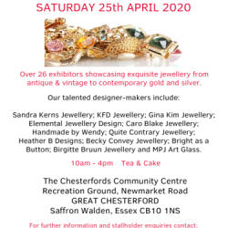 Great Chesterford Jewellery Fair