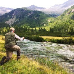 Fly Fishing in Italy: Talk & Wine Tasting