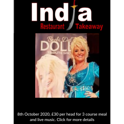 Live at India Presents.. A Tribute to Dolly Parton