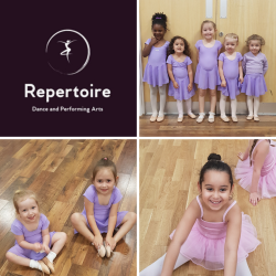 Baby Ballet at Repertoire Dance and Performing Arts