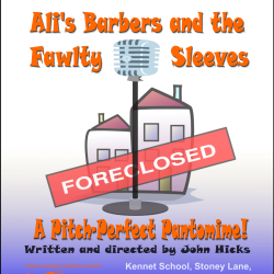 Ali's Barbers and the Fawlty Sleeves - KATS Panto!